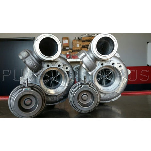 PURE Stage 1 Turbos for  N63/N63tu