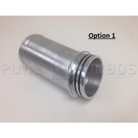 PURE High Flow Inlet Pipe for BMW N55 - F Series
