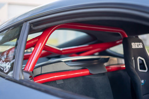 Porsche 718 Cayman Roll Bar / Roll Cage by StudioRSR