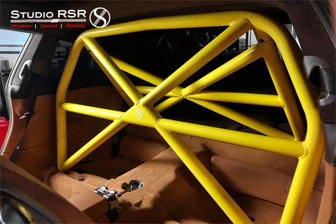 StudioRSR Porsche 991 Turbo Roll Bar / Roll Cage