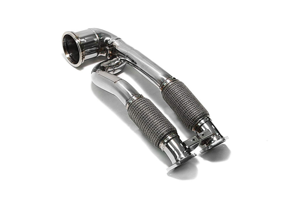 ARMYTRIX High-Flow Performance Race Downpipe Audi RS3 8V 2.5L Turbo Sportback 2015-2016