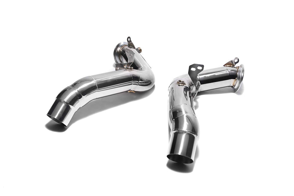 ARMYTRIX High-Flow Performance Race Downpipe BMW M5 | M6 F1x 2012-2019