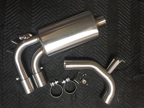 BMW 228i (F22) Exhaust by Active Autowerke - Exhaust - Studio RSR - 1