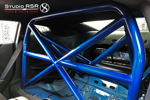 6th gen Camaro Roll cage / Roll bar by StudioRSR - Chassis - Studio RSR - 2