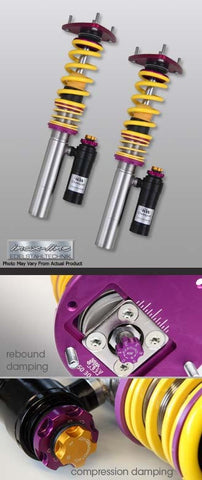KW Clubsport 3-Way Coilovers - BMW F10 M5 - Suspension - Studio RSR - 1