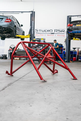 Ford Mustang (s197) Roll cage / Roll bar by StudioRSR