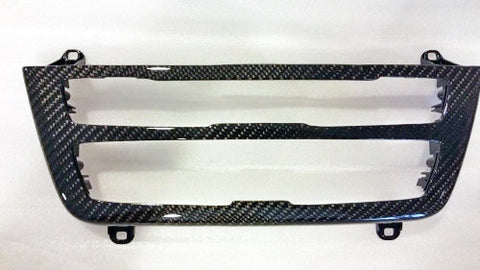 Carbon Fiber A/C and Stereo Trim for the BMW F80 M3 - Interior - Studio RSR