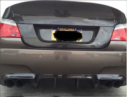 Carbon Fiber Rear Diffuser for the BMW E60 M5 - Exterior - Studio RSR