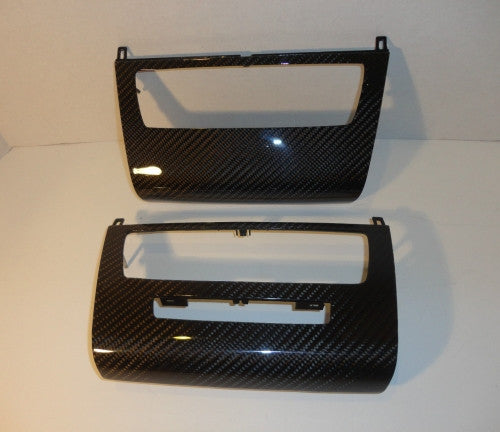 Carbon Fiber Din Bezel for the BMW E82/E88 - Interior - Studio RSR