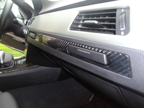 Carbon Fiber Drink Holder Trim for the BMW E90/E92/E93 M3 -  - Studio RSR
