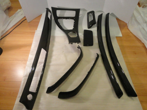 Carbon Fiber Skinned Interior Trim for the BMW E90 M3 -  - Studio RSR