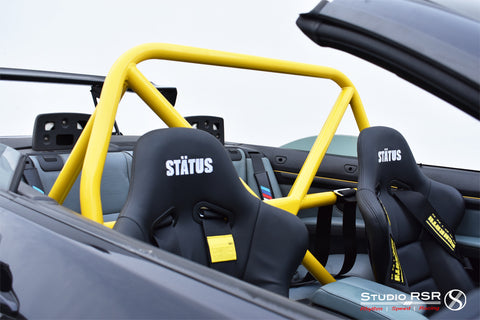StudioRSR BMW E93 M3 Convertible Roll cage / Roll bar