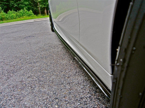Carbon Fiber Side Skirt Lips for the BMW F10 M5 -  - Studio RSR