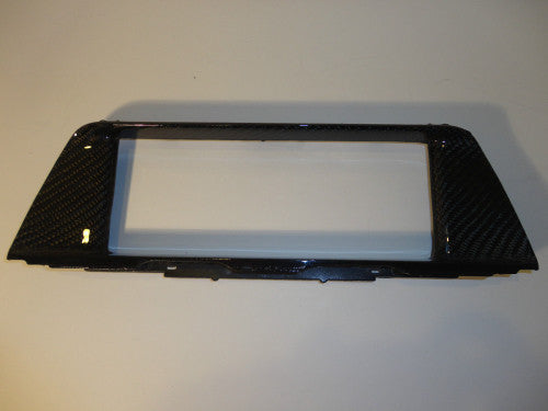 Carbon Fiber 10″ Navigation Screen for BMW F10 M5 - Interior - Studio RSR