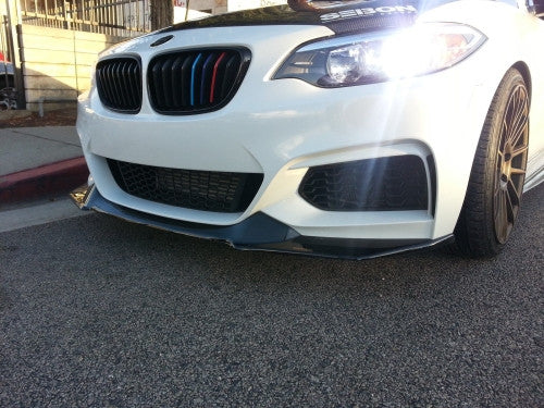 Carbon Fiber Front Lip for the BMW F22/F23 -  - Studio RSR