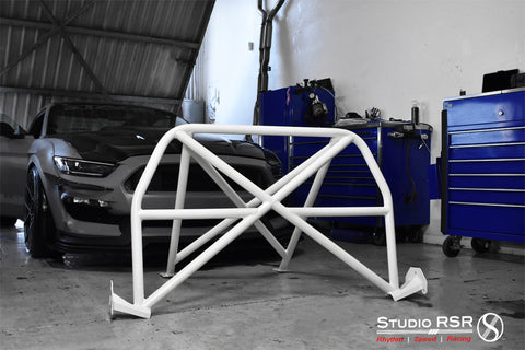 StudioRSR Ford Mustang (s550) Roll cage / Roll bar