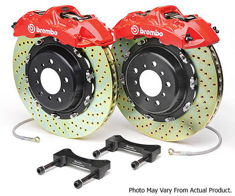 Brembo GT Big Brake kit 365mm 6 Pot (Front) - BMW E92 M3 / BMW E90 M3 / E82 1M - Brakes - Studio RSR - 1