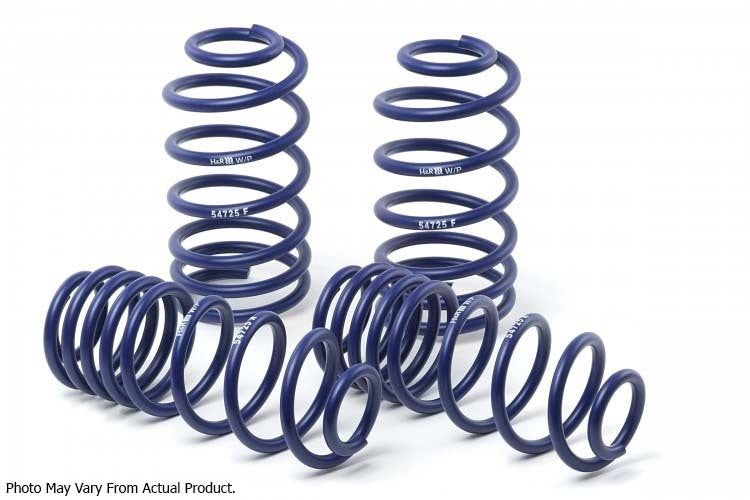 H&R Sport Spring - BMW F12 M6 - Suspension - Studio RSR