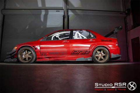 StudioRSR CWC 6-point Mitsubishi Evo 8 Roll cage / Roll bar