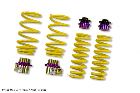 KW HAS (Height Adjustable Spring) System - BMW E9x M3 - Suspension - Studio RSR