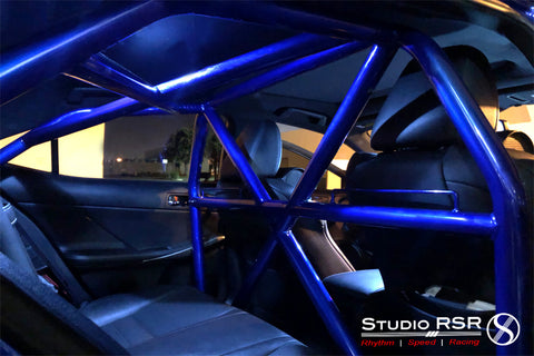 Lexus (3rd gen) IS350 Roll Cage / Roll Bar by StudioRSR