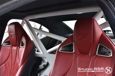 Lexus (2nd gen) ISF Roll Cage / Roll Bar by StudioRSR