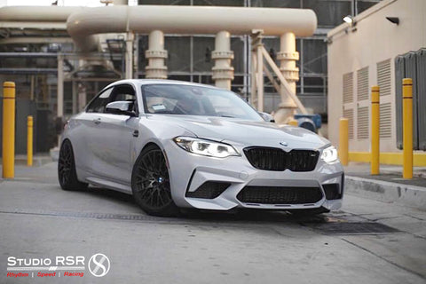 StudioRSR BMW M2 Comp Roll Cage / Roll bar
