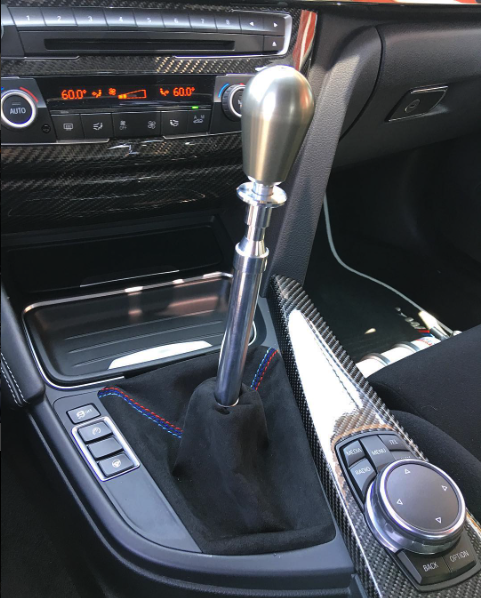 CAE Shifter for M4 and F80 M3