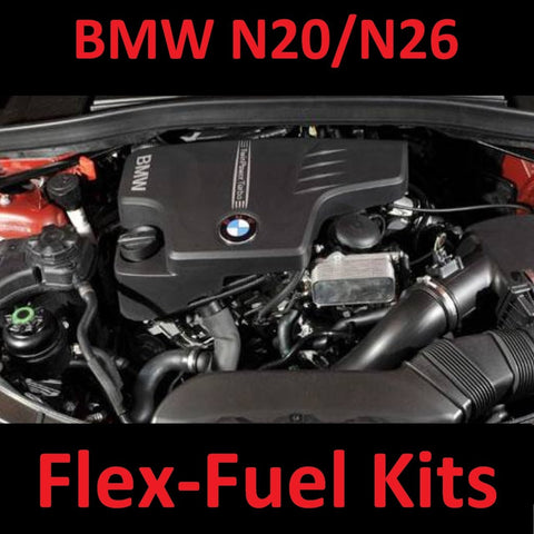BMW N20 AND N26 FLEX FUEL