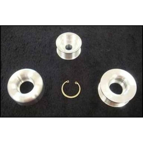 Billet Aluminum Pulley Kit for a GTR GR6