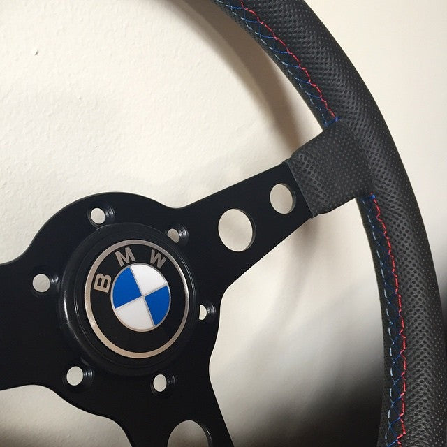 Details about  /3D Real Carbon Fiber Interior Steering Wheel Horn Button Trim For 17-20 Panamera