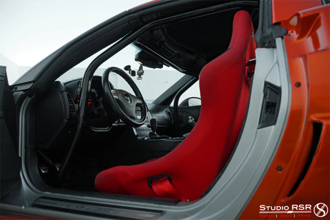 StudioRSR C6 Corvette Roll cage / Roll bar (Full Cage)