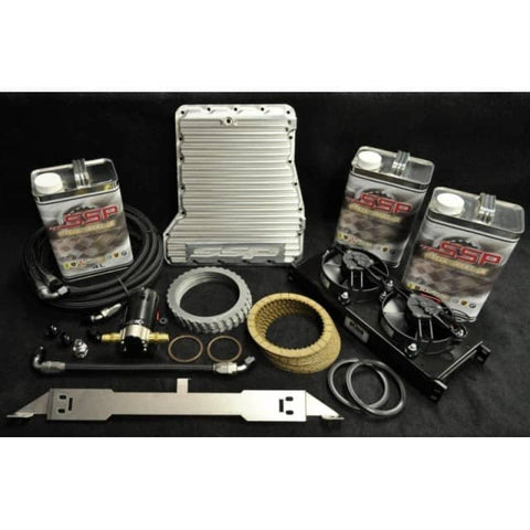 Titan Series Stage 2 Track Package for a GTR GR6