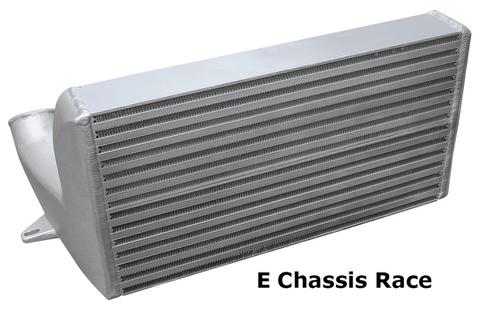 "BMS E Chassis 7.5"" High Density RACE Replacement Intercooler"