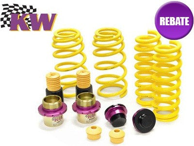 KW HAS (Height Adjustable Spring) Sleeve-over kit - BMW F10 M5 - Suspension - Studio RSR