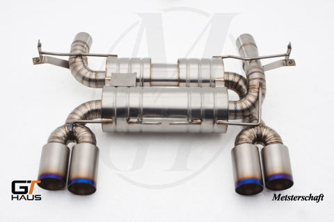 GTHaus Meisterschaft Exhaust BMW M3 ( E90 / E92 ) - Exhaust - Studio RSR - 1