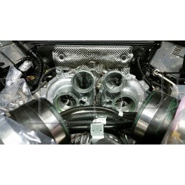 PURE Stage 2 Turbos for S63/S63tu