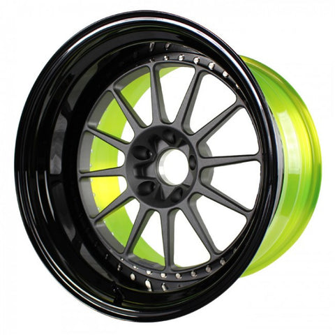 Rolloface Wheels ZR-1 3-piece Forged - Wheels - Studio RSR - 1
