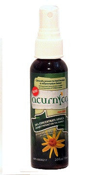 Acurnica 2oz Natural Pain Relief - Tebas