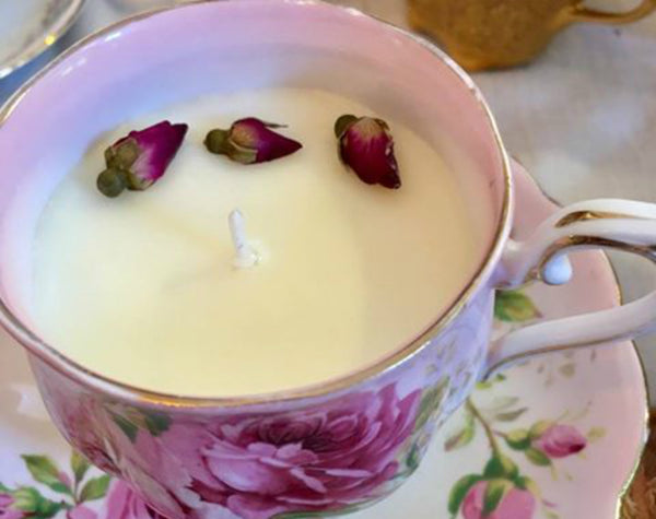 Teacup Candle Workshop - December 6