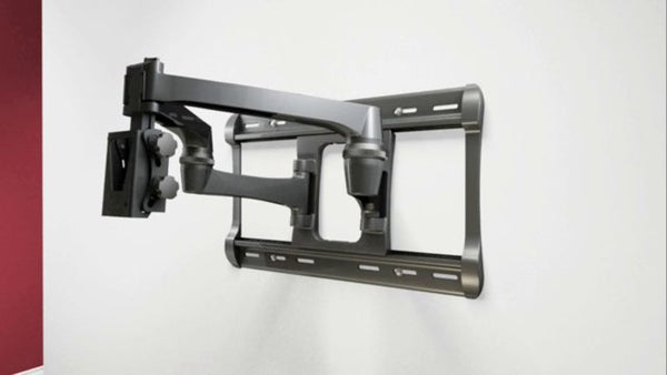 Sanus Xf228 Full Motion Wall Mount Dual Extension Arms