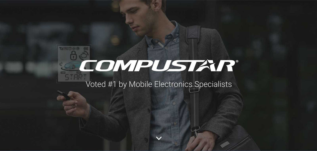 Compustar. Voted #1 by Mobile Electronics Specialsts