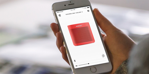 We want you to get the most out of your Bluetooth® speaker. So we designed this free app that makes connecting and switching between devices easier than ever.