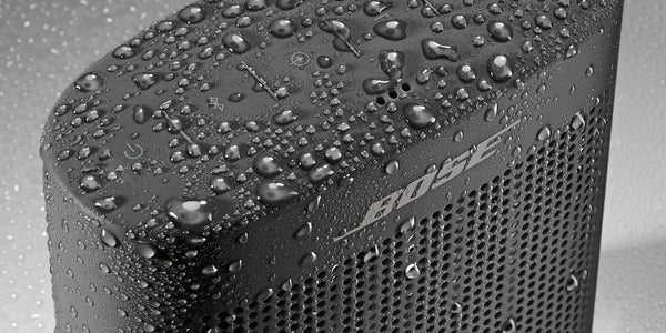 The water-resistant Bose® SoundLink® Colour Bluetooth® speaker II