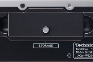 Detachable Storage Mechanism