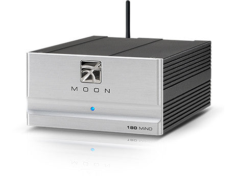 MOON 180 MiND Streamer/Network Player - Advance Electronics  - 2