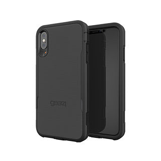 GEAR4 D30 PLATOON CASE iPHONE XS MAX - BLACK