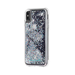 CASE-MATE WATERFALL CASE iPHONE XS MAX - IRIDESCENT