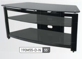 Sonora 190M55-D-N Along Wall or Corner Placement Stand - Advance Electronics