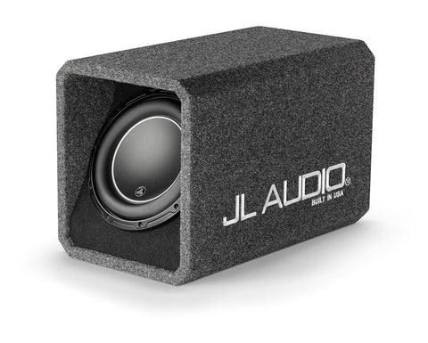 JL Audio HO112-W6v3 Single 12W6v3 H.O. Wedge - Advance Electronics  - 1